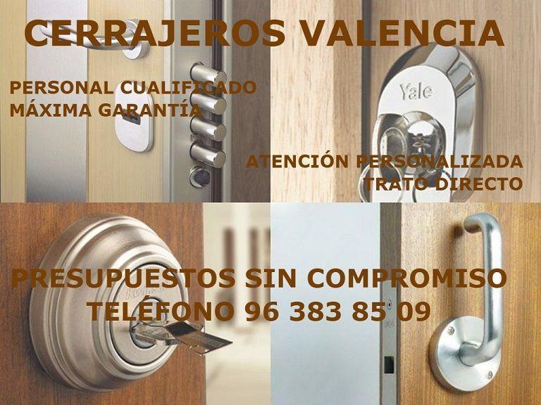 servicios de urgencia en valencia